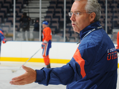 Where would the Oilers be if they had never fired Tom Renney?
