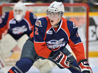 Sanvido named captain of Windsor Spitfires