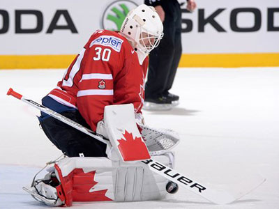 Oilers: Team Canada bounced as Scrivens falls apart