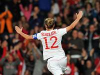 2012 Olympics - Soccer sweetheart Sinclair to carry flag for Canada