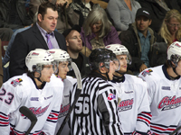 Oshawa Generals get swallowed by Whalers wake
