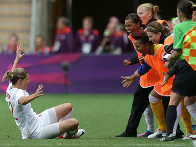 2012 Olympics: Soccer - Beating Team USA would be huge for soccer in Canada