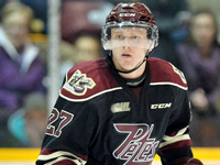 Matt Spencer, a Future Leader for the Peterborough Petes