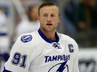 Steven Stamkos, Tyler Johnson out for Lightning