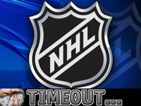 Timeout – If you could change two things about the NHL, what would they be?