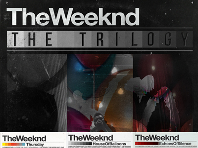 "The Weeknd ""Trilogy"" set for November release"
