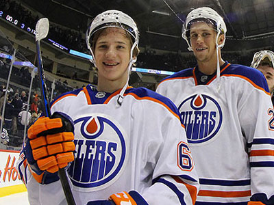 The Edmonton Oilers and Vladimir Tkachev