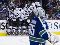 Kings kick Canucks to the curb with 2-1 OT win