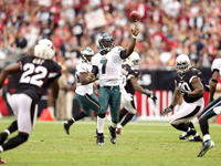 Pigskin Picks - Vick looks to end Falcons perfect season