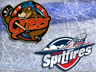 Windsor Spitfires Game Day versus the Erie Otters