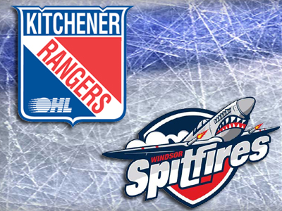 Windsor Spitfires Game Day versus Kitchener Rangers