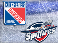 Rangers squeak out 2-1 win over Spits