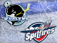 Spits top Whalers in shootout for 7th straight win