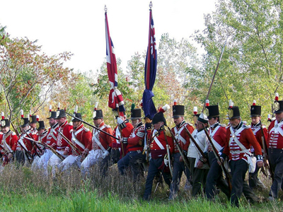 Lions Club of Gananoque will commemorate the first battle of the War of 1812