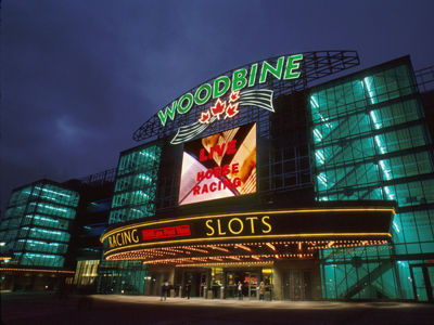 Big Players Looking to Cash in at New Woodbine Casino