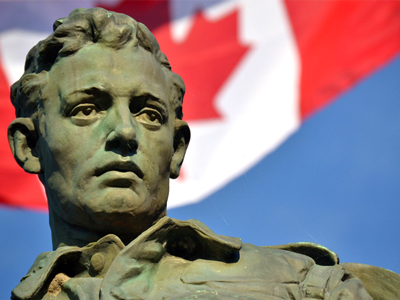 Rememberance Day Ceremonies Across Ontario