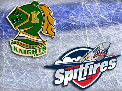 Windsor Spitfires Game Day versus the London Knights